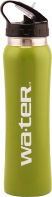 Wa.ter Metallic 750 ml Sipper(Pack of 1, Green)