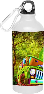 Shopkeeda Opaque Series 600 ml Water Bottle