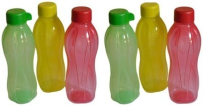 Gruvi Enterprises 6 1000 ml Water Bottles