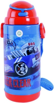Hot Wheels Opaque Series 480 ml Water Bottle