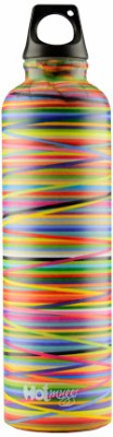 Hot Muggs Colors 500 ml Water Bottle(Set of 1, Multi-color)