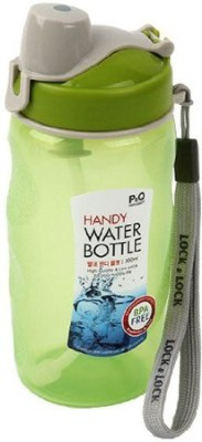 LockandLock Water Bottle 350 ml Water Purifier Bottle(Green)