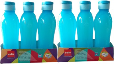 SHREEJEE CLASSIC 1000 ml Water Bottles
