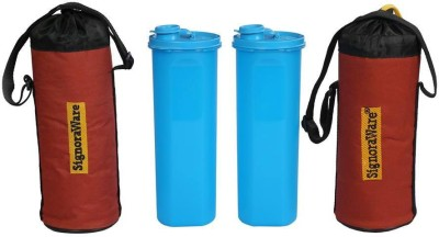 Signoraware Sporty Water Bottle With Bag 890 ml Water Bottles