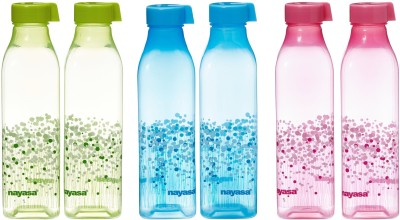 Nayasa Opaque Series (Pack of 6) 1000 ml...