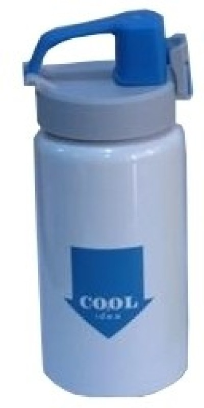 Simply Solid Single Wall Bottle 550 ml(White)