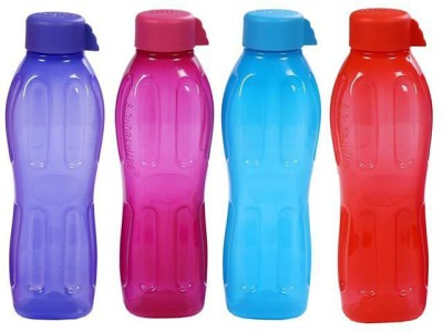 Signoraware Aqua Fresh 500 ml Bottle(Pack of 4, Multicolor)