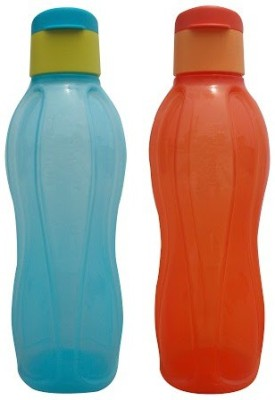 Tupperware Fliptop 1000 ml Water Bottles