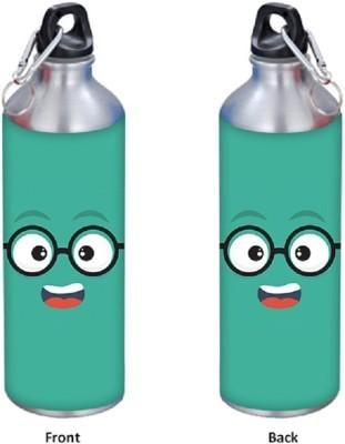 SKIN4GADGETS Skin4Gadgets Smiles & Emotions 3 500 ml Designer Sipper 500 ml Water Bottle