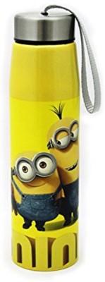 Shopaholic Minion 500 ml Water Bottle