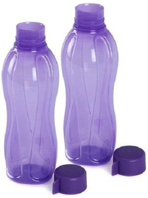 Tupperware Round Series 1000 ml Water Bottles