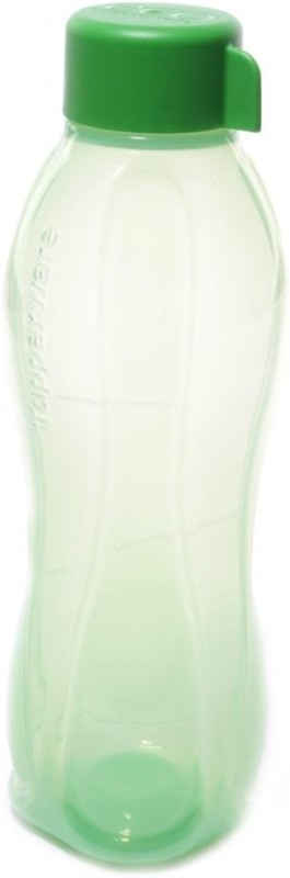 Tupperware Aquasafe 1000 ml Water Bottle(Set of 1, Green)