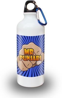 Sky Trends Gift Mr Punjabi Gifts For Friend 600 ml Water Bottle
