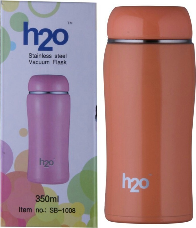 H2O Vaccum 350 ml(Light Orange)