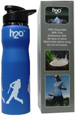 H2O Sb104 Stainless Steel Sports 750 ml Water Bottle
