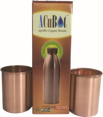 ACUBOT OPAQUE SERIES 800 ml Water Bottles