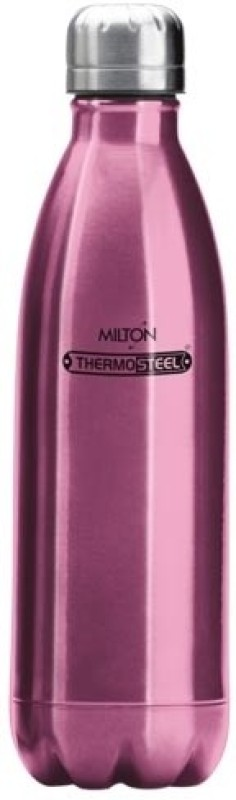 Milton Due500 500 ml Water Bottle(Set of 1, Pink)
