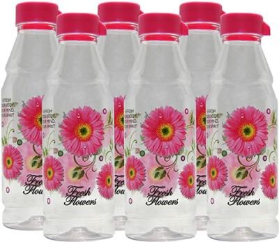 G-PET Fridge Rose 1000 ml Water Bottles