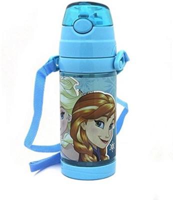 Shopaholic Opaque 500 ml Water Bottle