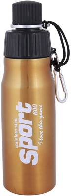 Brio Bright Water Locked BZ SB-105 600 ml Water Bottle