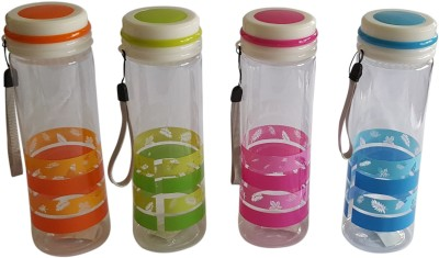 Zannuo TRANSPARENT SERIES 750 ml Water Bottles