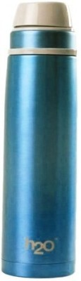 H2O Sb103 Hot & Cold Stainless Steel Sports 1200 ml Water Bottle(Set of 1, Blue)