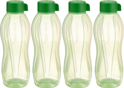 Tupperware 1000 ML 1000 ml Bottle(Pack of 4, Green) at flipkart