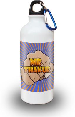 Sky Trends Gift Mr Thakur Gifts For Friend 600 ml Water Bottle