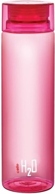 Cello H2O 1000 ml Water Bottle(Set of 1, Pink)