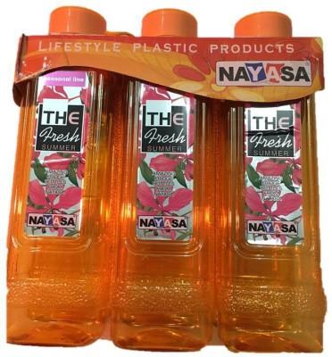 Nayasa Nyasa Series 1000 ml Water Bottles