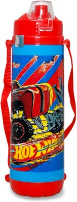 Hot Wheels Opaque Series 500 ml Water Bottle