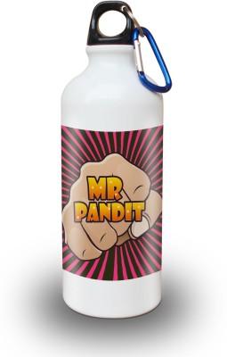 Sky Trends Gift Mr Pandit Gifts For Friend 600 ml Water Bottle