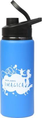 Imagica AL_Silhouette Logo_Flip Cap 600 ml Water Bottle