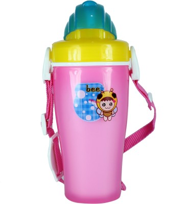 FabSeasons Translucent 500 ml Water Bottle