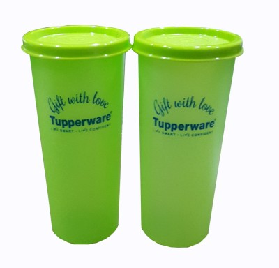 Tupperware Aquagreen 300 ml Water Bottles