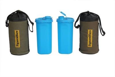 Signoraware Kids Water Bottle with Bag 650 ml Water Bottles