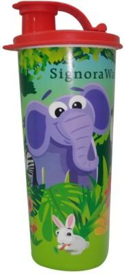 Signoraware Jungle Adventure Stylish Sipper Jumbo 500 ml Water Bottle