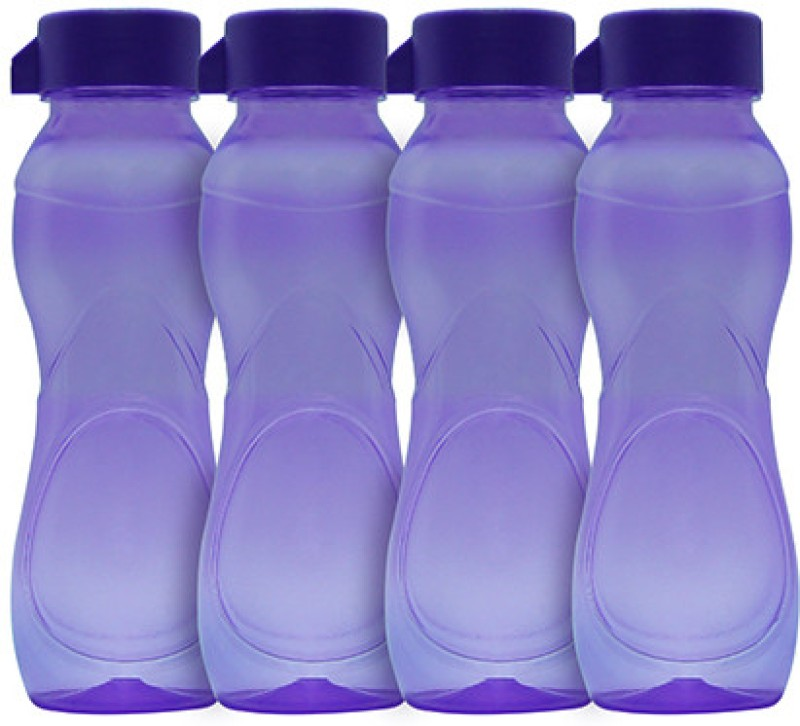 G-PET Iceberg BPA Free Fridge 500 ml Water Bottles(Set of 4, Purple)