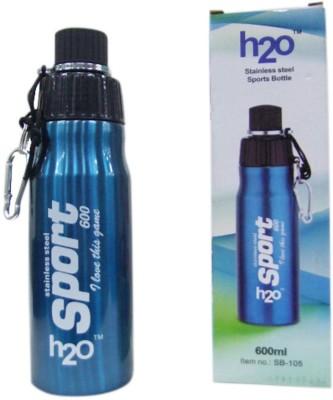 H2O Classic 600 ml Water Bottle
