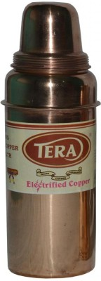 Tera India Copper 850 ml Water Bottle