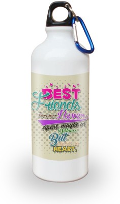 SKY TRENDS White Sipper 600 ml Water Bottle