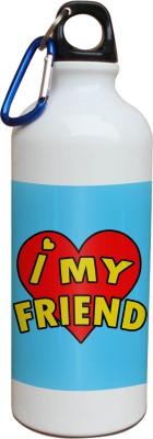 Tiedribbons Gifts For Friend Sipper 600 ml Water Bottle