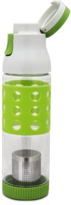 Shopaholic Green tea bottle 570 ml Water Bottle