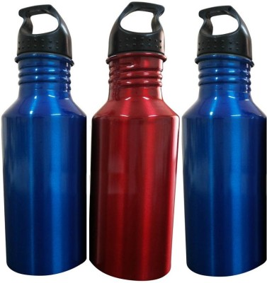 ecoSPORTZ Sports 600 ml Water Bottles