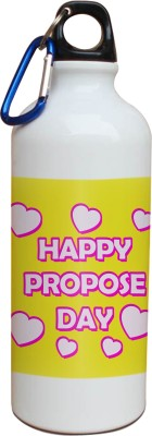 Tiedribbons Happy Propose Day Sipper 600 ml Water Bottle