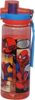 Marvel Spiderman 750 ml Water Bottle(Set of 1, Red, Blue)
