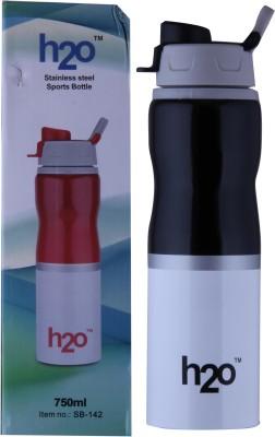 H2O Sports Bottle 750 ml Water Bottle