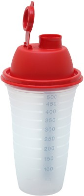 Tupperware Quick Shake 500 ml Water Bottle