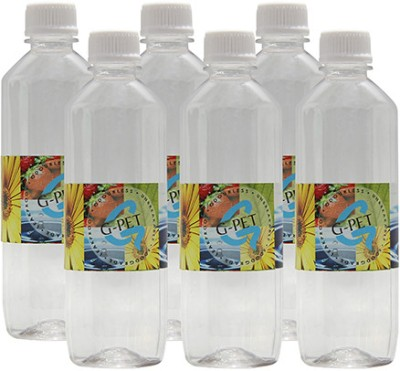 G-PET Mint 500 ml Water Bottles