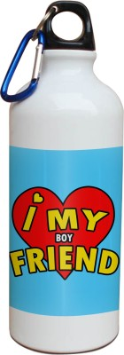 Tiedribbons Gifts For Boyfriend Sipper 600 ml Water Bottle